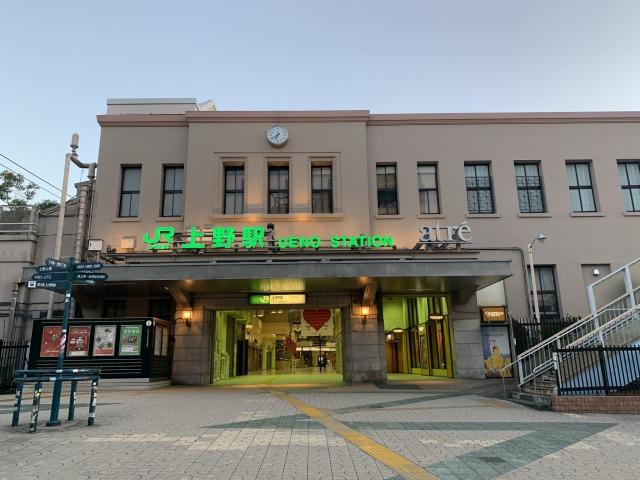 上野 サウナ